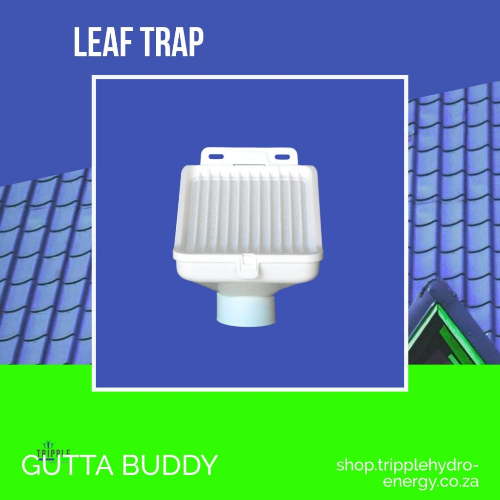 Gutta Buddy Leaf Trap | Gutta Buddy Leaf Catcher | Gutta Buddy Leaf Eater South Africa